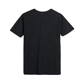 Animal Kasa kort ermet T-skjorte i svart