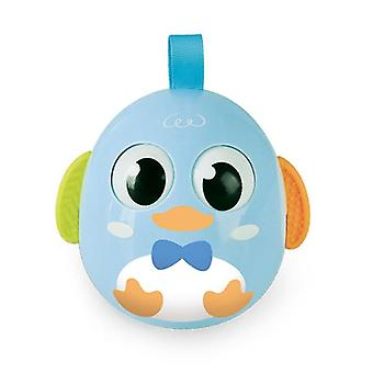 Baby Early Learning Tumbler Education Puzzle Poupée