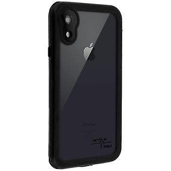 4smarts iPhone XR Protection vedenpitävä IP68 Shockproof 2m läpinäkyvä