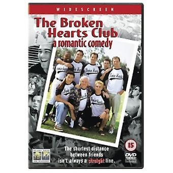 The Broken Hearts Club DVD