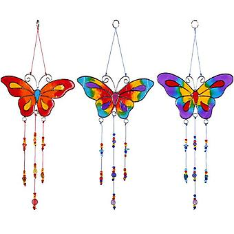 Box of 12 Butterfly Suncatchers