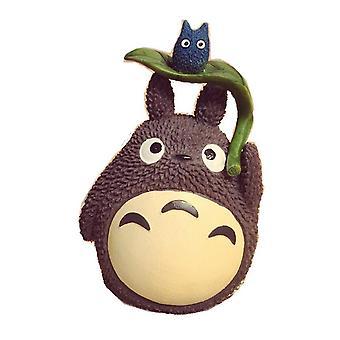 הייאו מיאזאקי Totoro ויניל פיגי בנק כסף קישוטים חג המולד מתנה