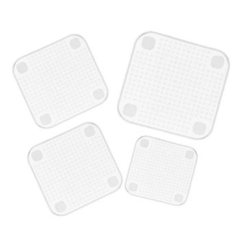 Reusable silicone covers, 4 pcs