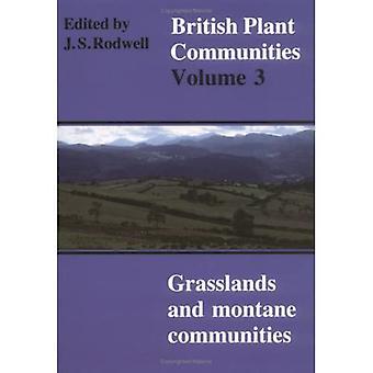 British Plant Communities Set of Volumes 1 to 5 (paperback): British Plant Communities: Volume 3 (British Plant Communities)