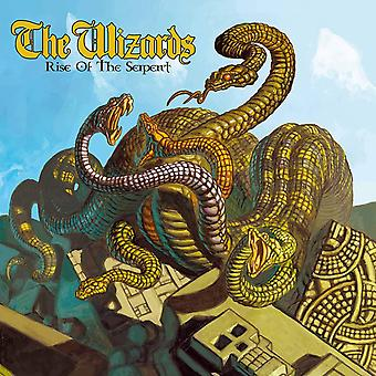 The Wizards - Rise Of The Serpent Vinyl