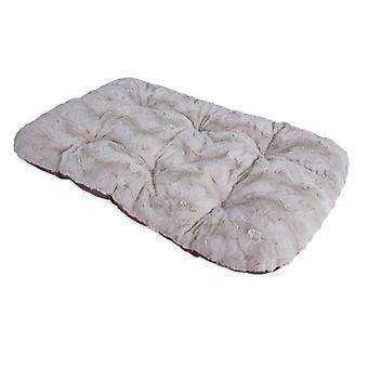 """Precision Pet SnooZZy Cozy Comforter Kennel Mat - Natural - X-Small (19"""" Crates)"""