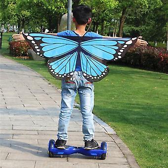 Children Fairy Wings Butterfly Shawls