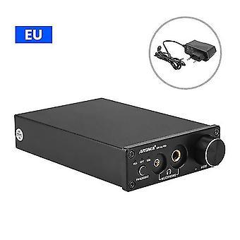 Aiyima a5 pro headphone amplifier 24bit 192khz hifi usb dac decoder audio interface digital optical