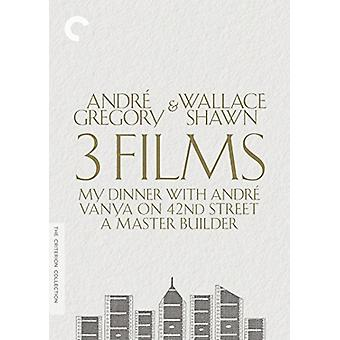 Andre Gregory & Wallace Shawn [DVD] USA import