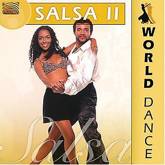 Johnny Guala - importación USA Salsa II [CD]