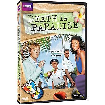 Death in Paradise: Season Three [DVD] USA import