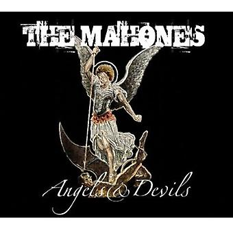 Mahones - Angels & Devils [CD] USA import