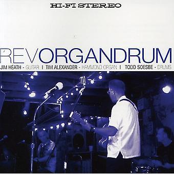 Reverend Horton Heat/Reverend Organdrum - Hi-Fi Stereo [CD] USA import