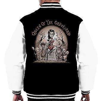 リアンナ墓地男子代表チームのジャケットのティム ・ バートン女王魔性の女します。