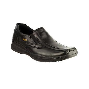 Cotswold Mens Naunton Casual Shoe Black