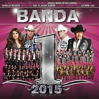 Varios - Banda #1 S 2015 [CD] USA import