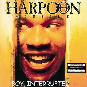Harpoon Missile - Boy Interrupted [CD] USA import