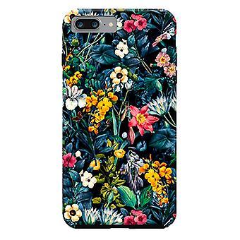 ArtsCase Designers Cases Exotic Garden for Tough iPhone 8 Plus / iPhone 7 Plus