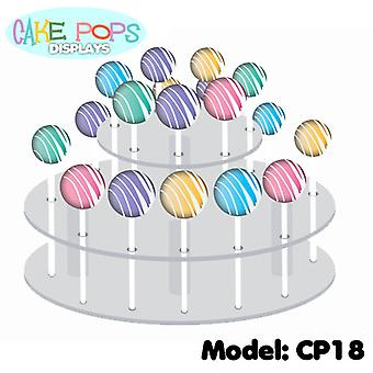 Cake Pops-Acryl Display-Ständer