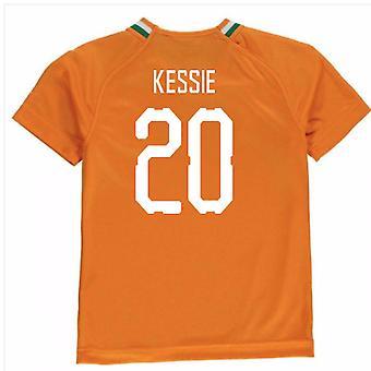 2018-19 Ivory Coast Home Shirt (Kessie 20)