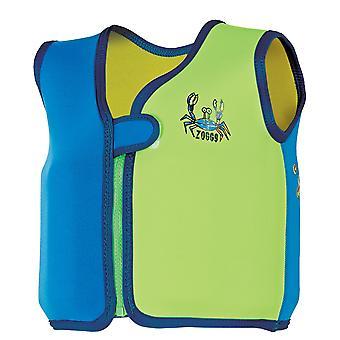 Zoggs Kids mare profondo galleggiabilità regolabile Bobin nuotata Jacket per 2-3/4-5 anni