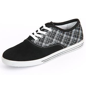 Ricosta Susi Velourcheck 5126100090 universal all year kids shoes
