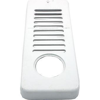 Balboa 30-6520WHT Skimmer Faceplate - White