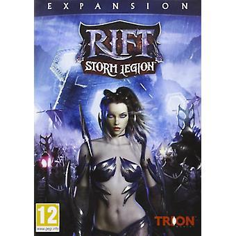 Rift Storm Legion Expansion (PC DVD) - Werksgedichtet
