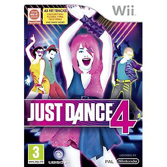 Just Dance 4 (Wii) - Som ny