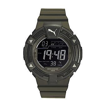 PUMA horloge pols horloge mens Watch analoge digitale siliconen PU911381002 COLLIDE