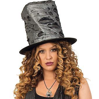 Pălărie zombie Witch cilindru de Halloween