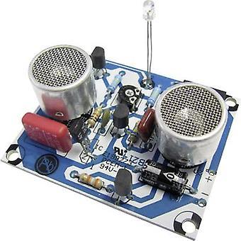 Ultralyd nærhets detektor monteringssett Kemo B214 9 V DC, 12 V DC