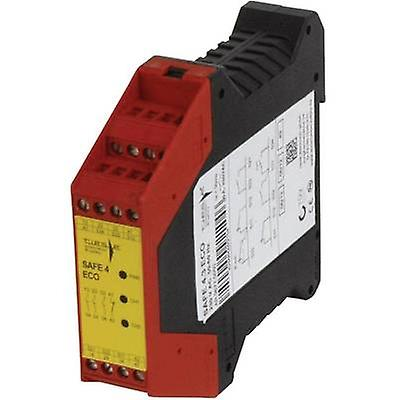 Safety relay SAFE 4.3eco Riese Operating voltage: 24 Vdc, 24 V AC 3 makers, 1 breaker 1 pc(s)