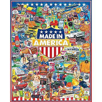 وأدلى في أمريكا 1000 قطعة اللغز 760 مم × 610 مم