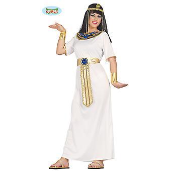 Fantasia de Cleópatra para senhoras senhoras egípcio princesa fantasia