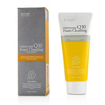 3w Clinic Coenzyme Q10 Foam Cleansing - 100ml/3.38oz
