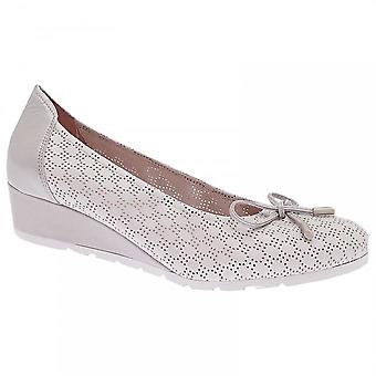 Sabrinas Wedge Slip On Ballet Pump