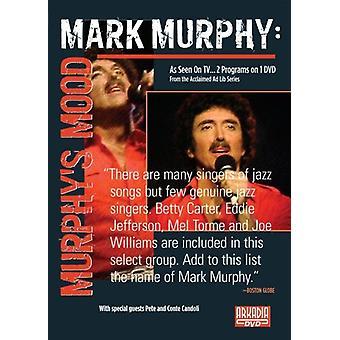 Mark Murphy - Murphys Mood [DVD] USA import