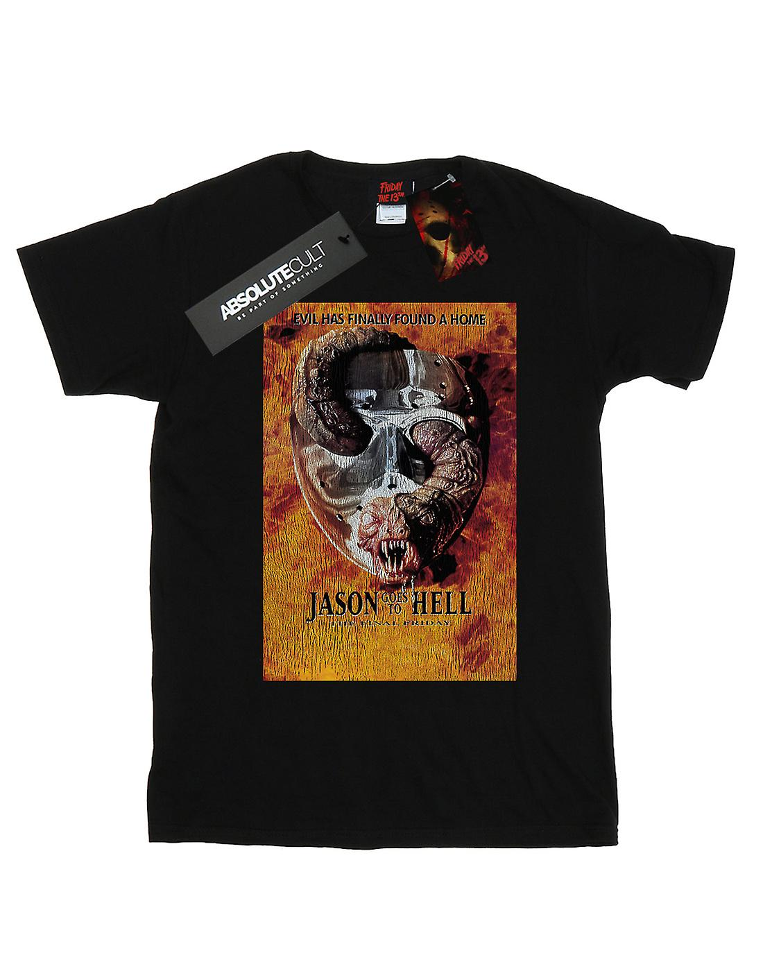 Friday The 13th Men's Jason Goes To Hell T-Shirt