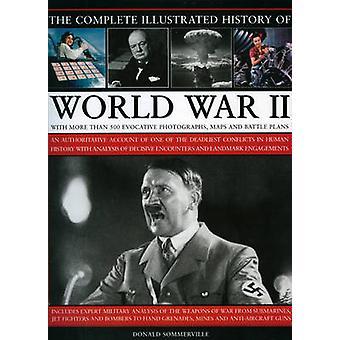 تاريخ الحرب العالمية الثانية-أ حجية مصورة كاملة