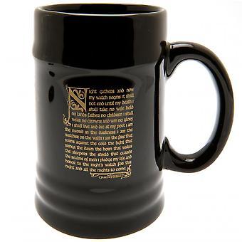 Game Of Thrones Nights Watch Stein Mug
