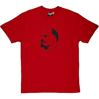 Vladimir Ilyich Lenin Red Men's T-Shirt