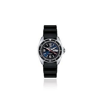 CHRIS BENZ - Diver Watch - ONE MEDIUM 200M - CBM-B-KB-SW