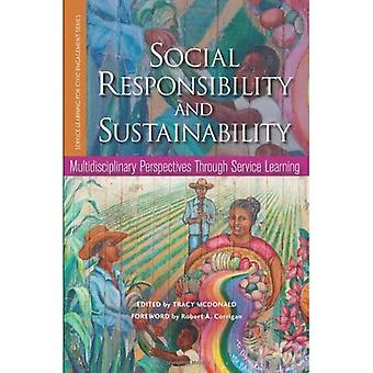 Social Responsibility and Sustainability: Multidisciplinary Perspectives Through Service Learning (Service Learning for Civic Engagement)