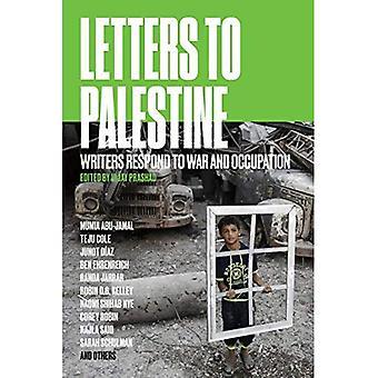 Lettere in Palestina: scrittori rispondere alla guerra e occupazione