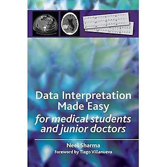 Data fortolkning Made Easy: For medicinstuderende og yngre læger