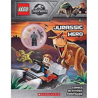 LEGO Jurassic World: Jurassic Held + Minifigur (Lego Jurassic World)