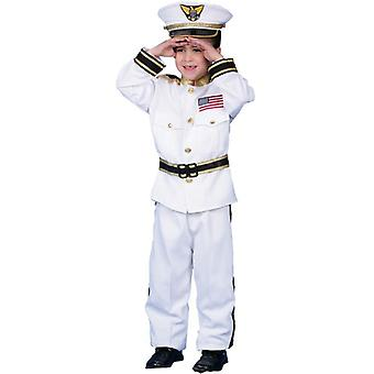 Admiral Child Costume