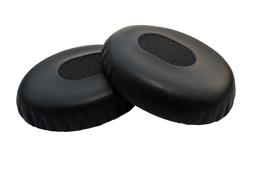 REYTID Replacement Cable & Ear Pad Cushion Kit Compatible with Bose QC3QuietComfort 3 Headphones - Black