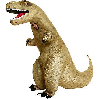 Inflatable T-Rex Dinosaur Costume Men